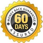 60 days refund guarantee
