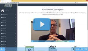 Parallel Profits Members Area Live