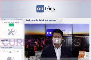 Adtrics Members Area