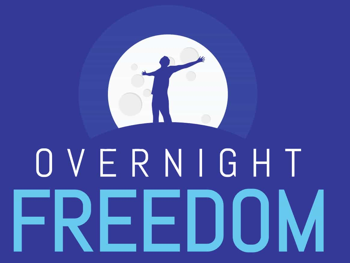Overnight Freedom Review Logo