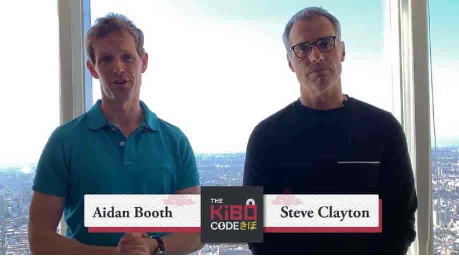 Aidan and Steve