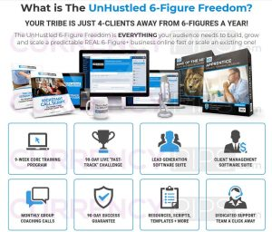 what is The UnHustled 6 Figure Freedom