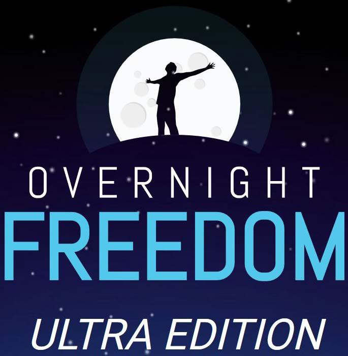 overnight freedom UE