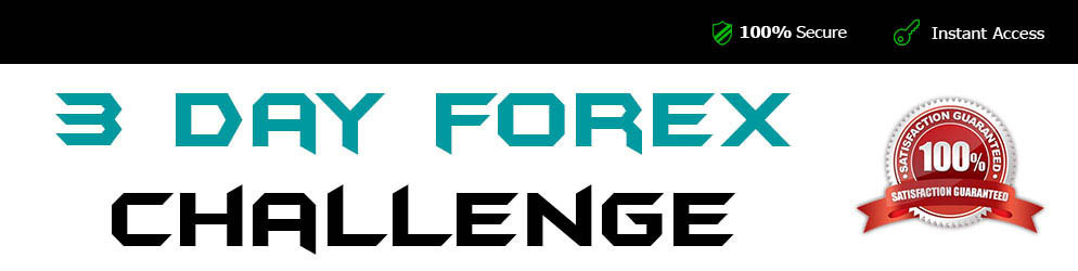 3day Forex Trading Challenge